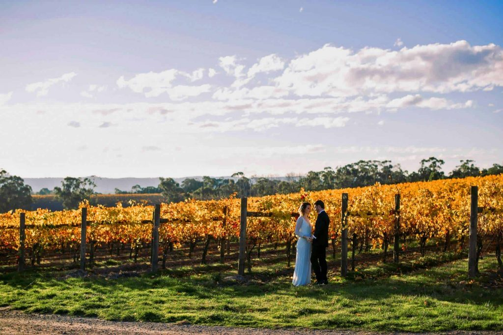 wedding venue yarra valley