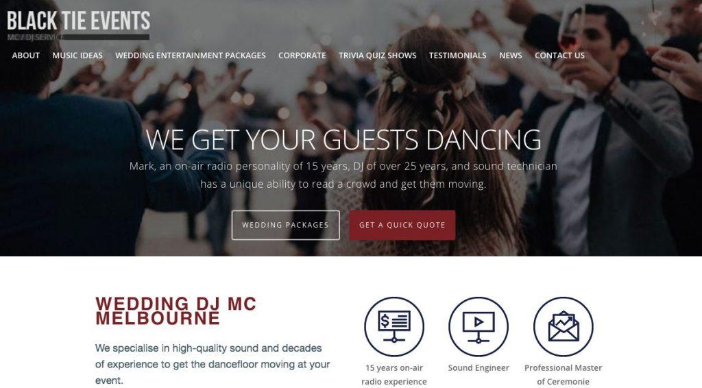 wedding DJ/Bands Melbourne