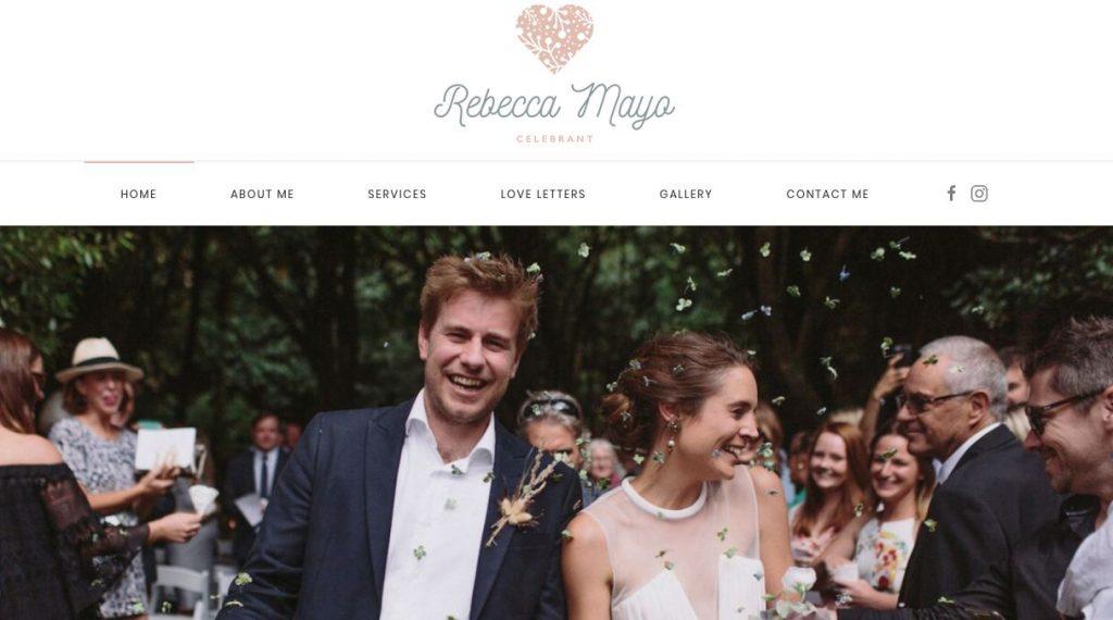 wedding specialist celebrant