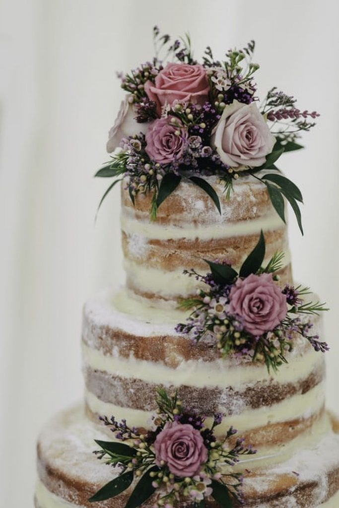 Melbourne Wedding Cake