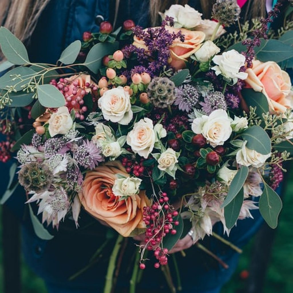 Wedding floral Melbourne