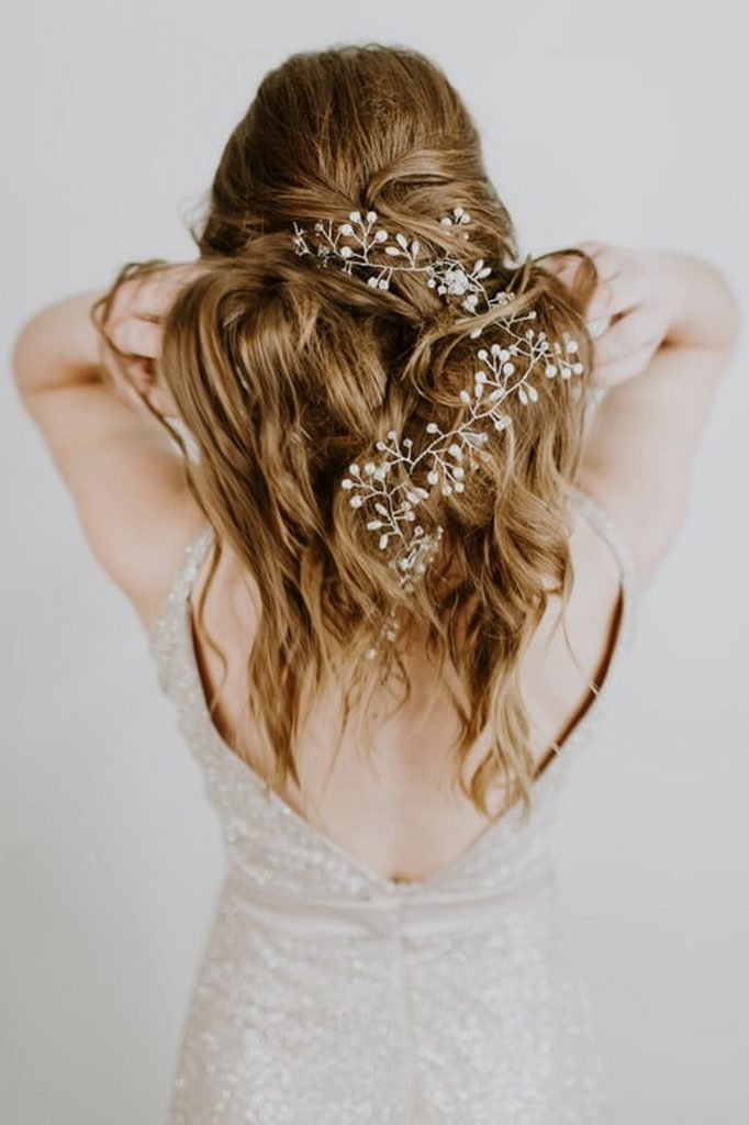 Wedding hairstyles Melbourne