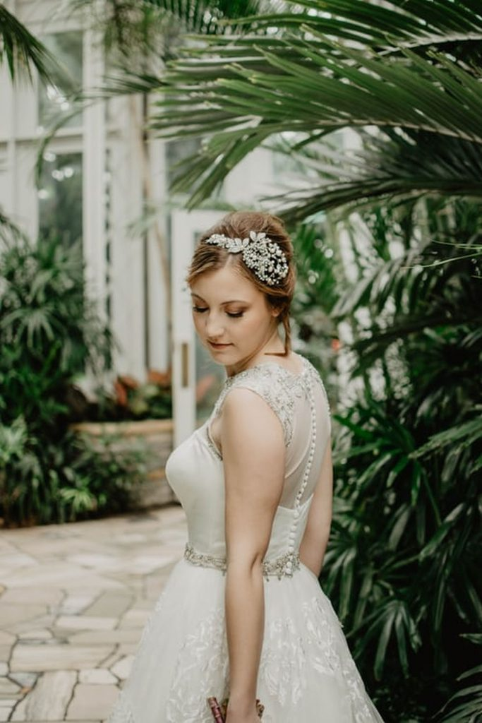 Wedding hairstyles Melbourne
