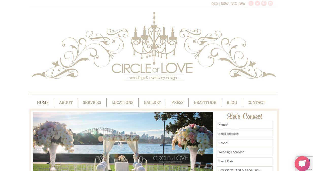 Melbourne wedding decors
