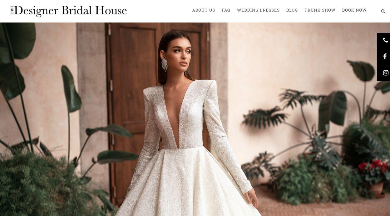 Melbourne wedding attire