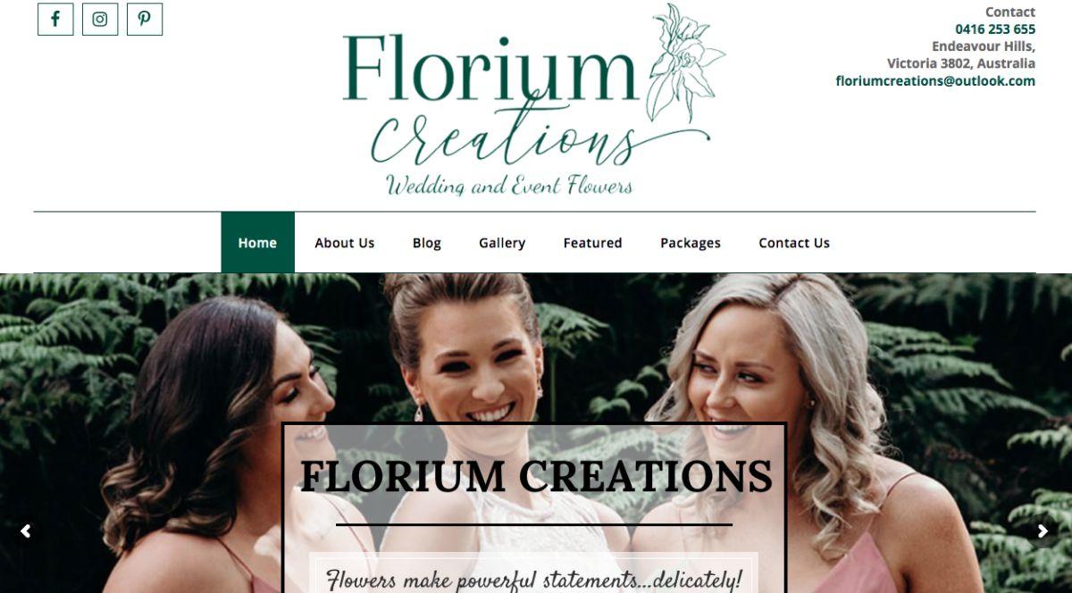 Wedding floral Shop