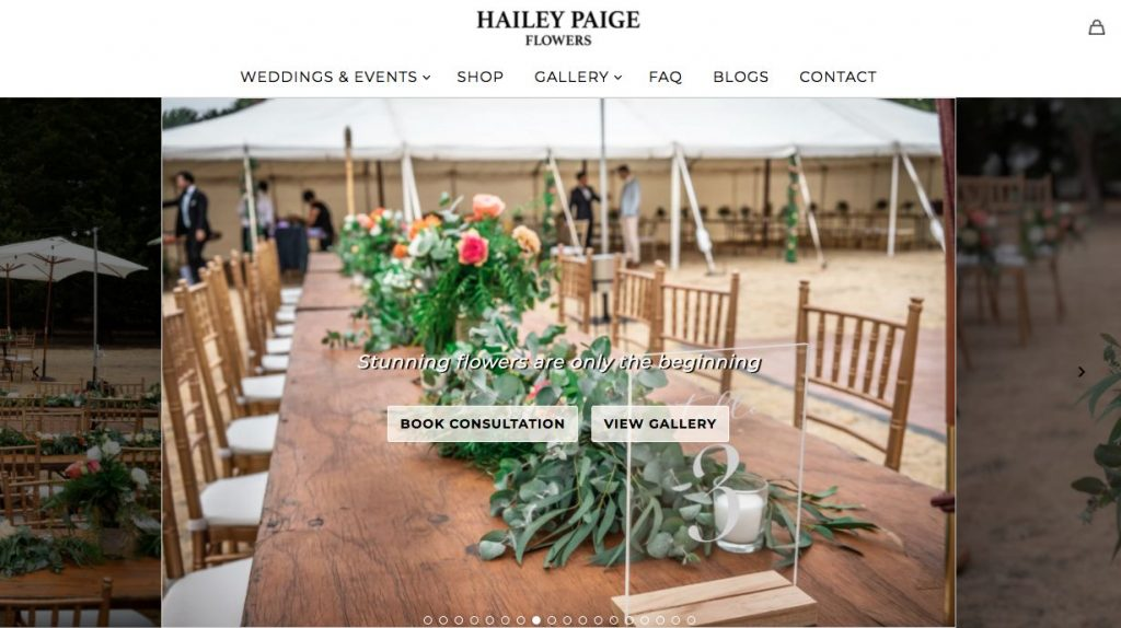 wedding event stylist melbourne