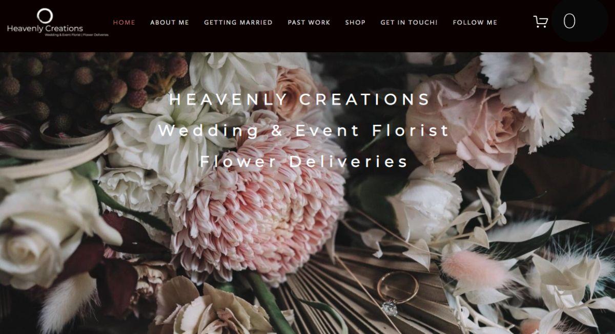 wedding florist MELB