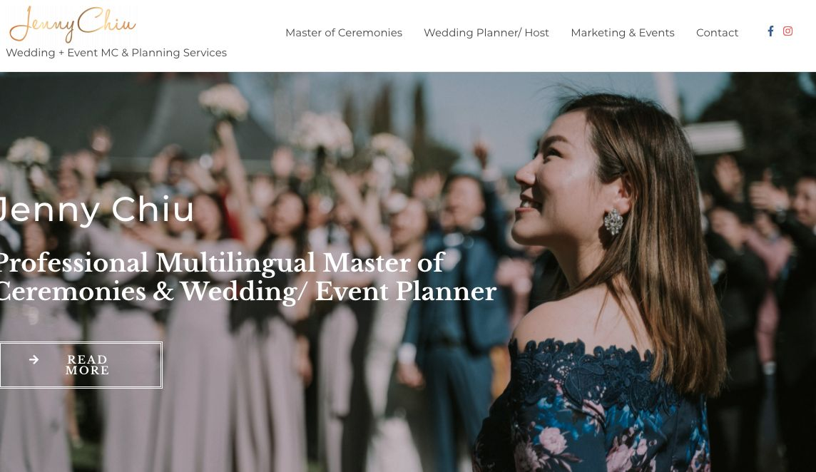 Melbourne wedding designer