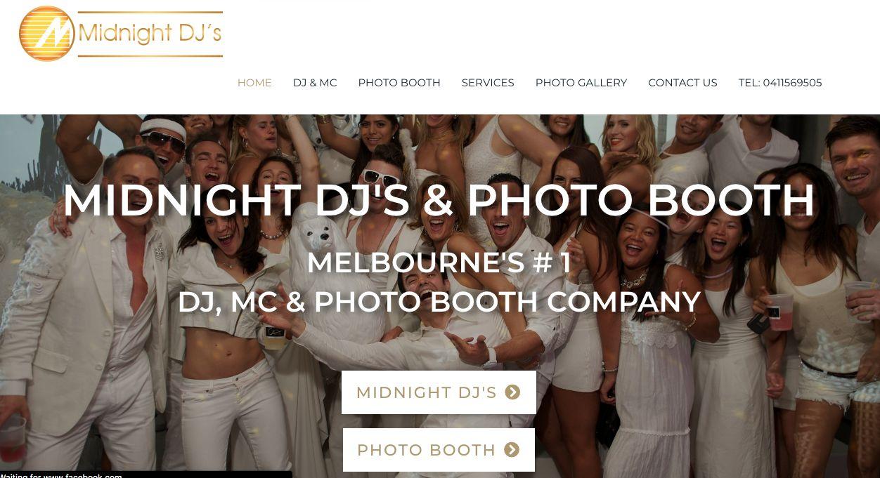 Melbourne wedding MC