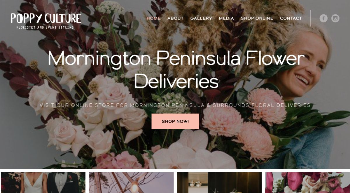Floral Wedding Services