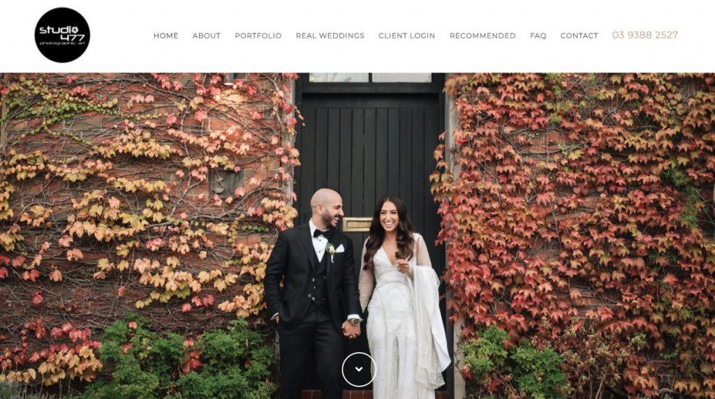 Wedding moment photos Melbourne