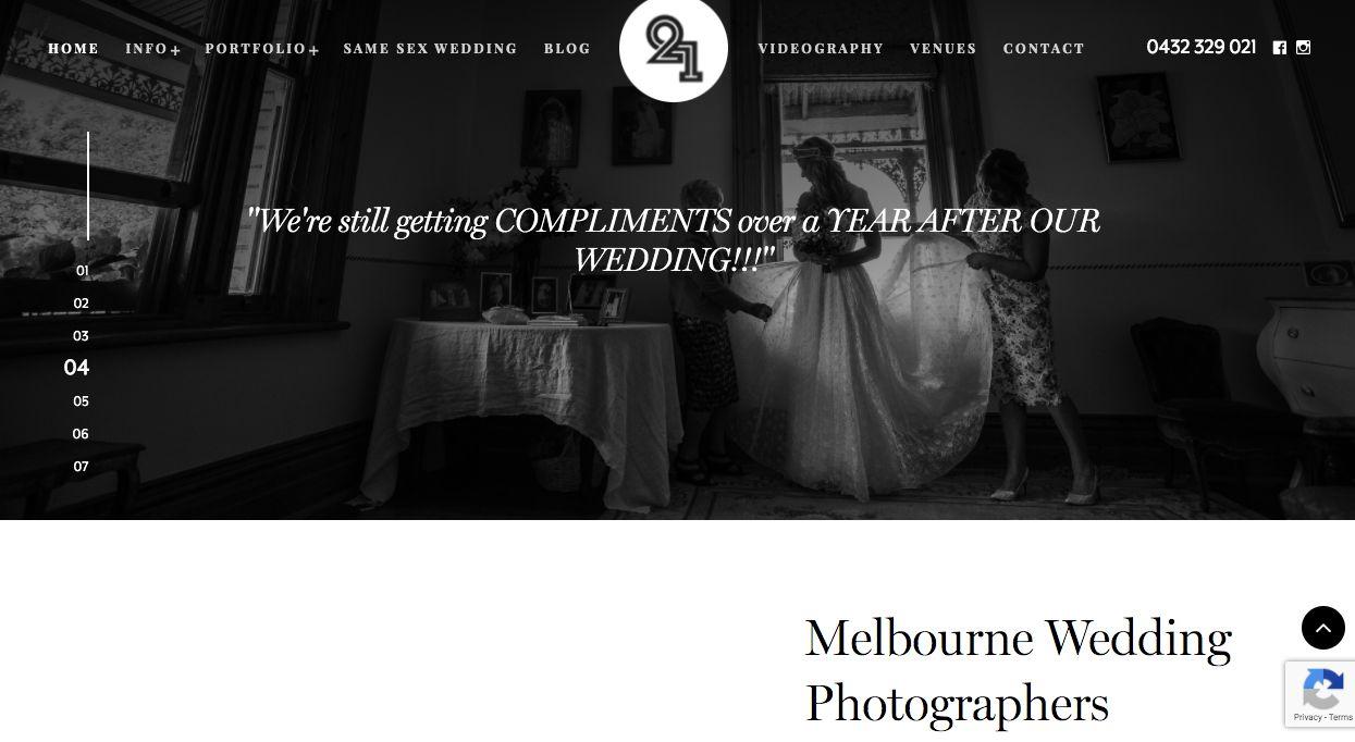 Capture the moment Photos Melbourne weddings
