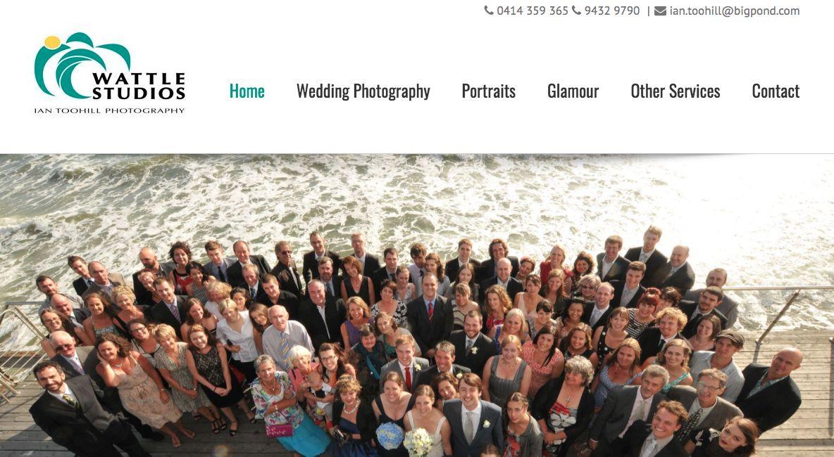 Melbourne wedding images