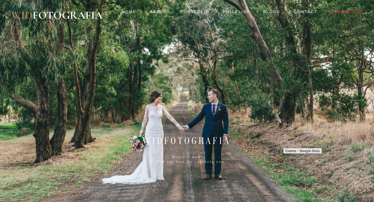 Wedding Melbourne Photographer