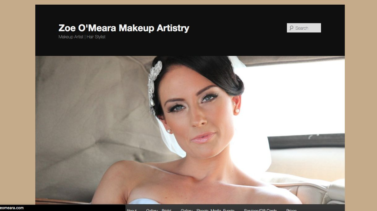 wedding beauty professional Melbourne