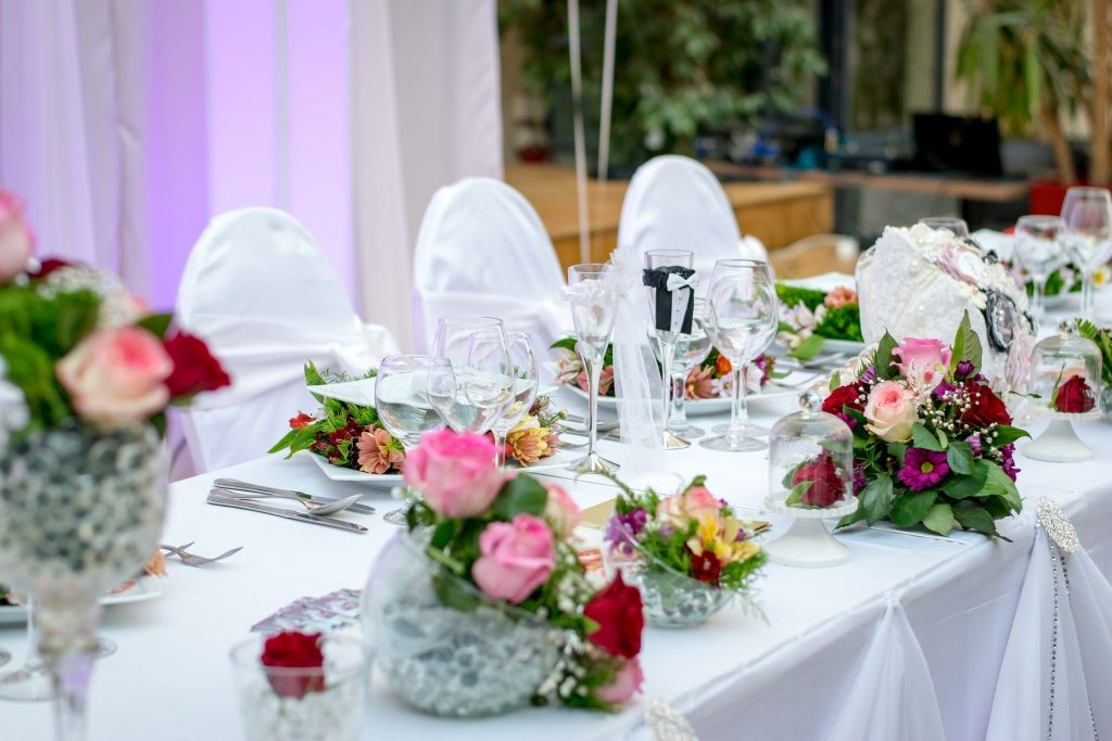 Wedding Decoration Tips