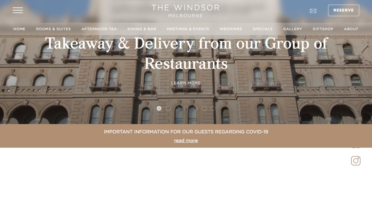 The Hotel Windsor Accommodation and Hotel Burwood Melbourne