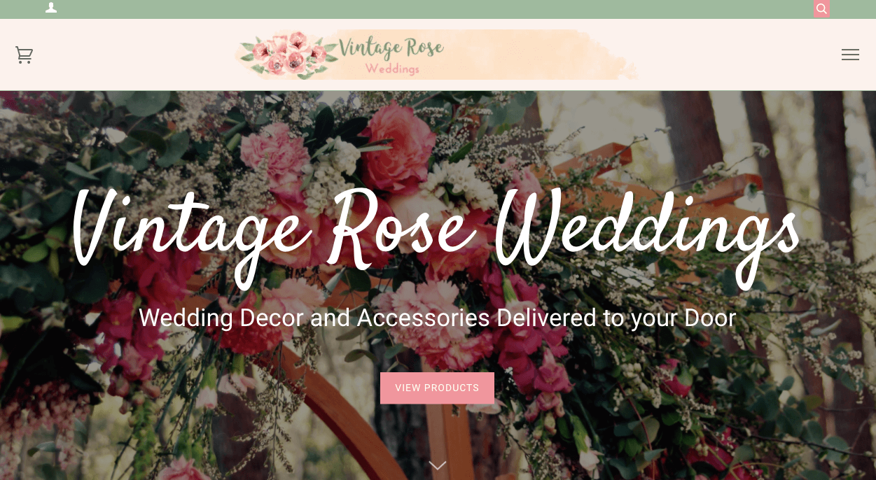 Accesories for Wedding Melbourne
