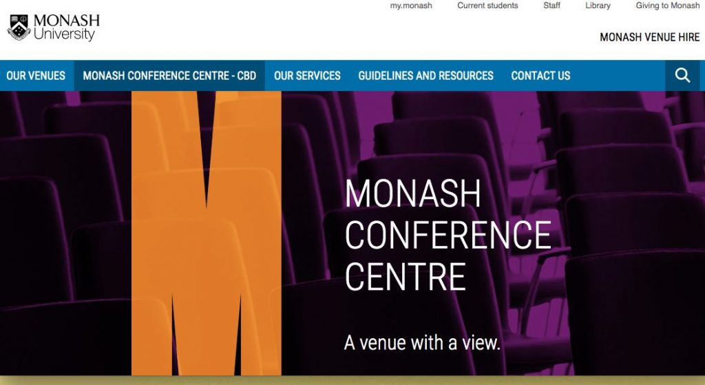 Corporate Function and Conference Melbourne