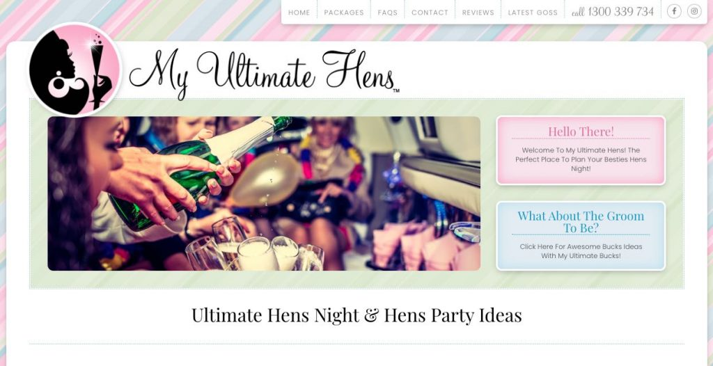 Hens Night Party Ideas Melbourne