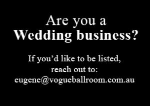 helping melbourne wedding suppliers