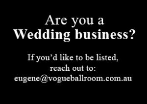 helping melbourne wedding suppliers