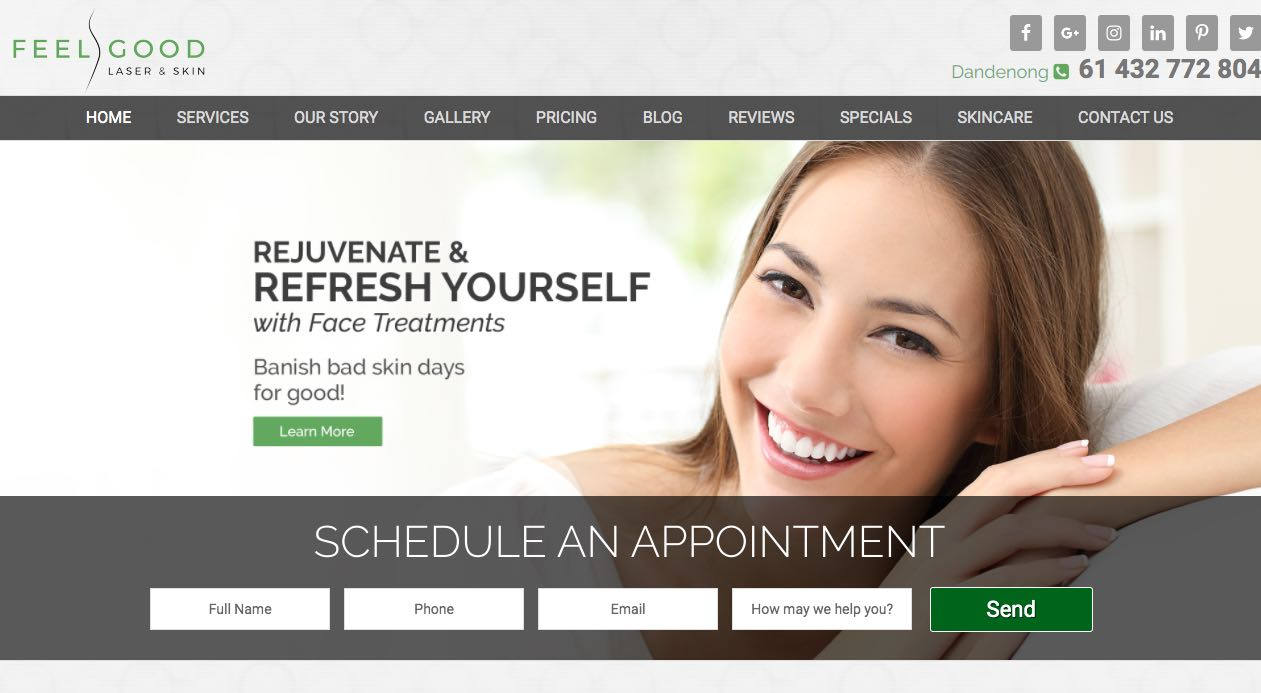 Laser Hair Removal Clinic Melbourne