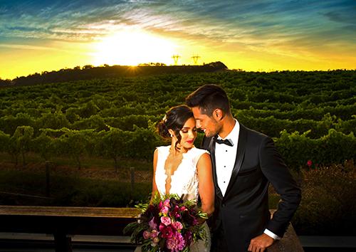 wedding reception yarra valley