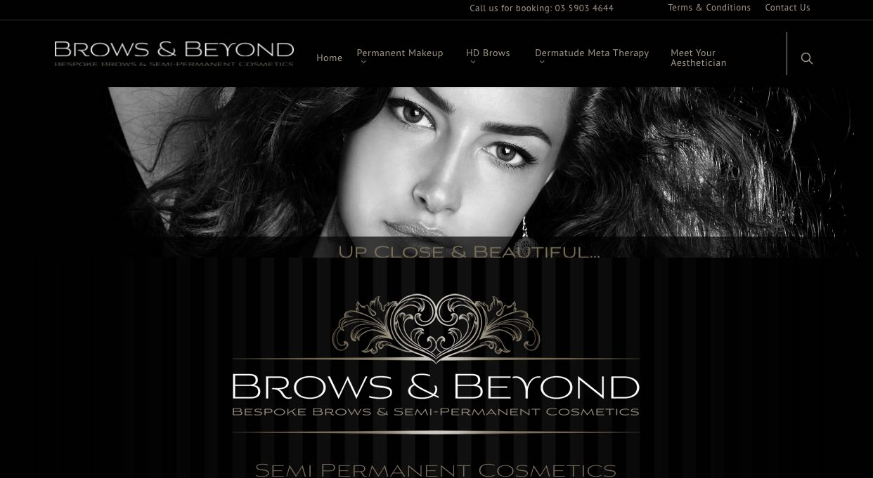 Brows and Beyond Microblading Salon Melbourne