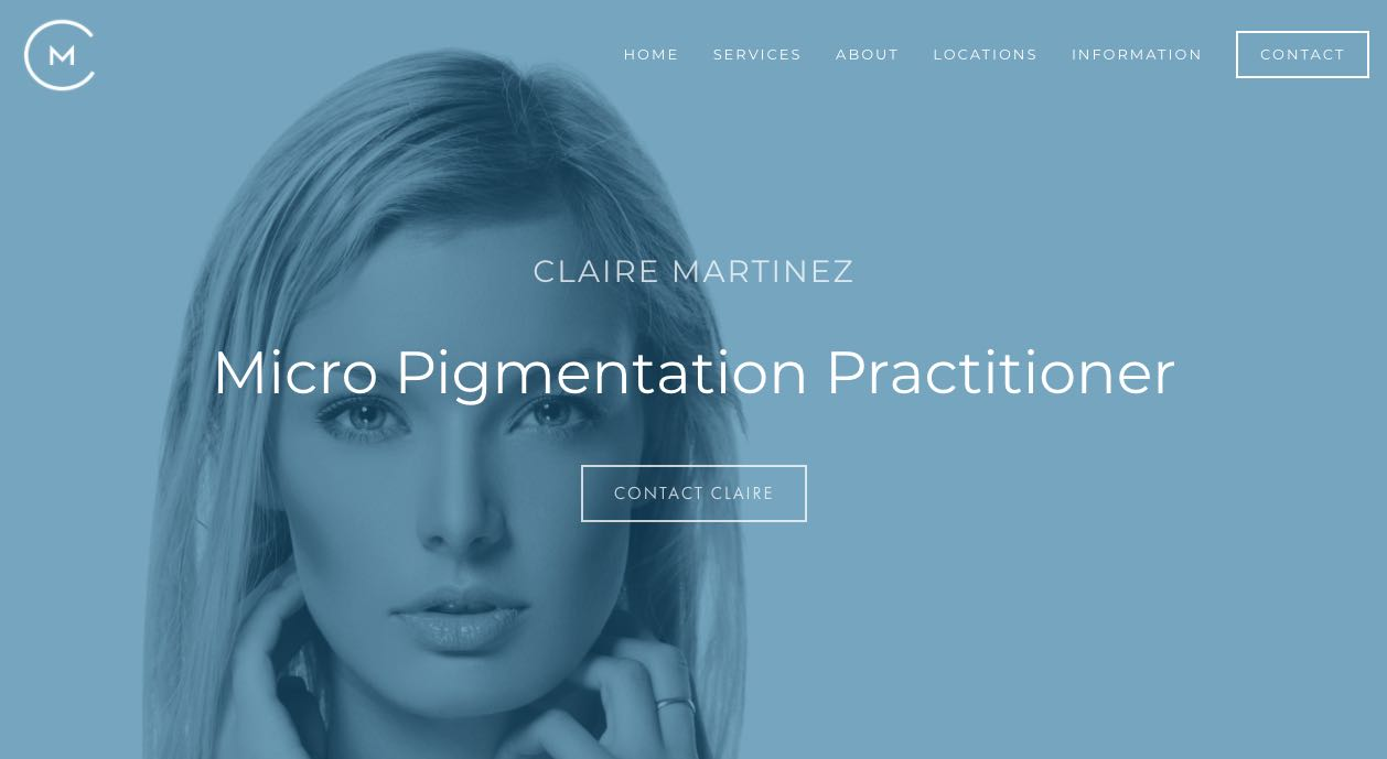 Claire Martirez Cosmetic Lip Tattoo Melbourne