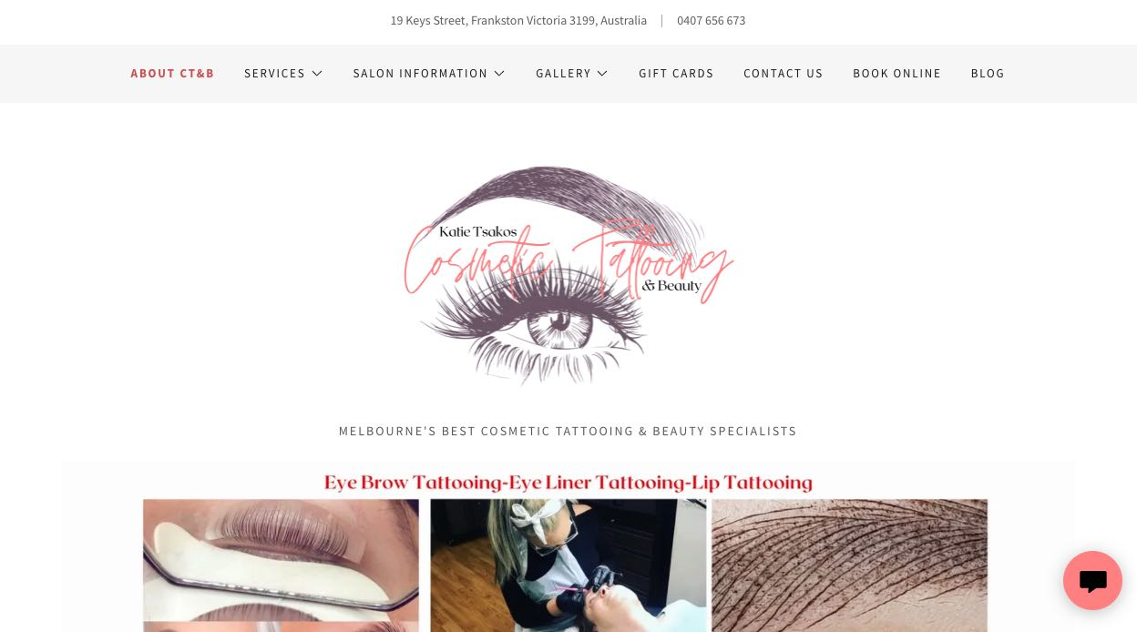 Cosmetic Tattooing and Beauty - Lip Tattoo Melbourne