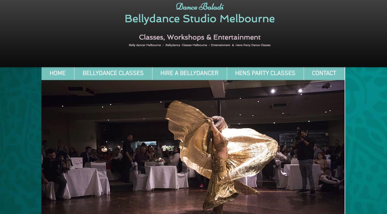 Dance Baladi Belly Dancer Melbourne