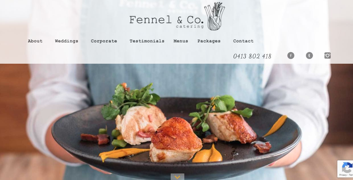Fennel and Co. Grazing Table Melbourne