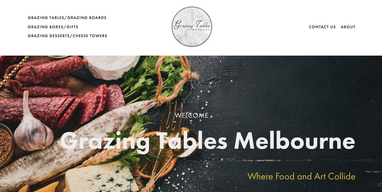 Grazing Tables Melbourne