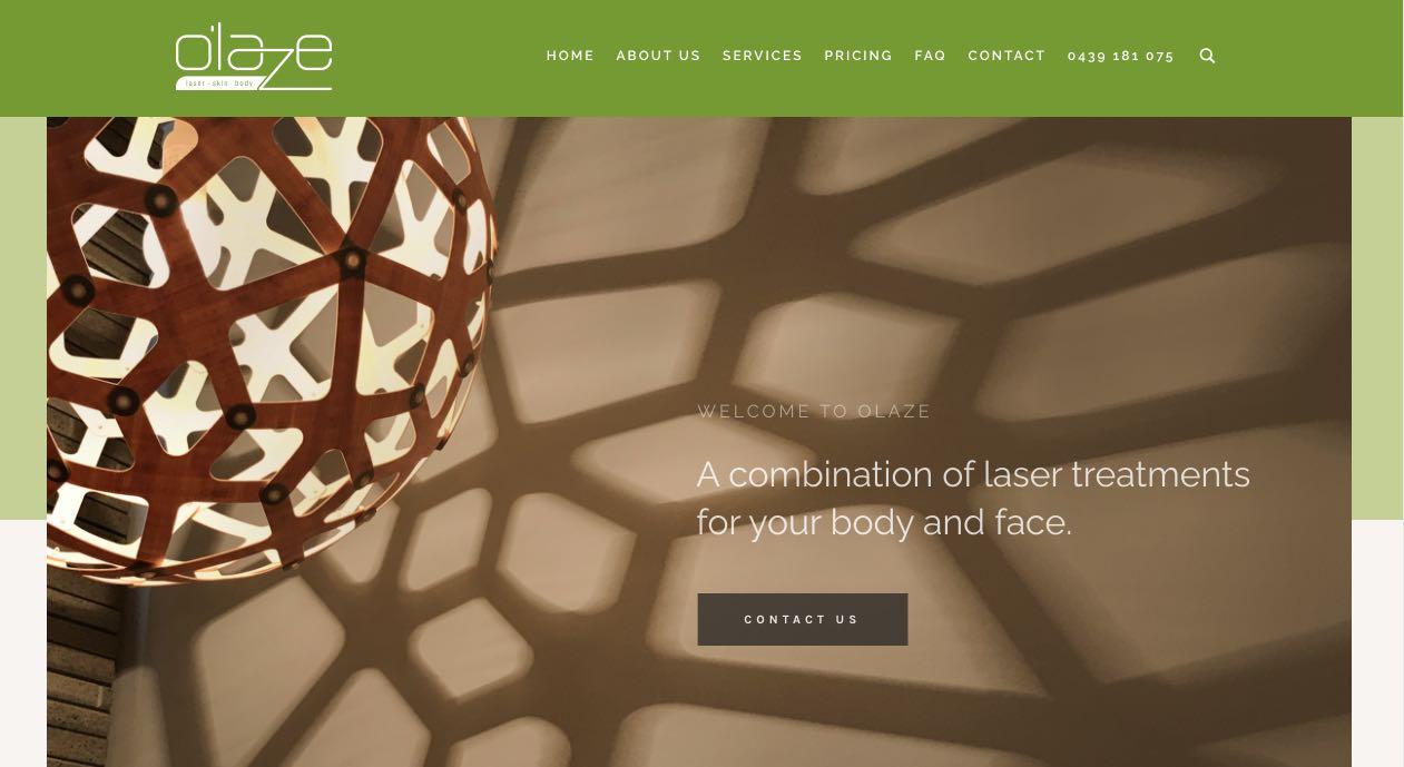 Olaze Laser Pigmentation Removal Melbourne