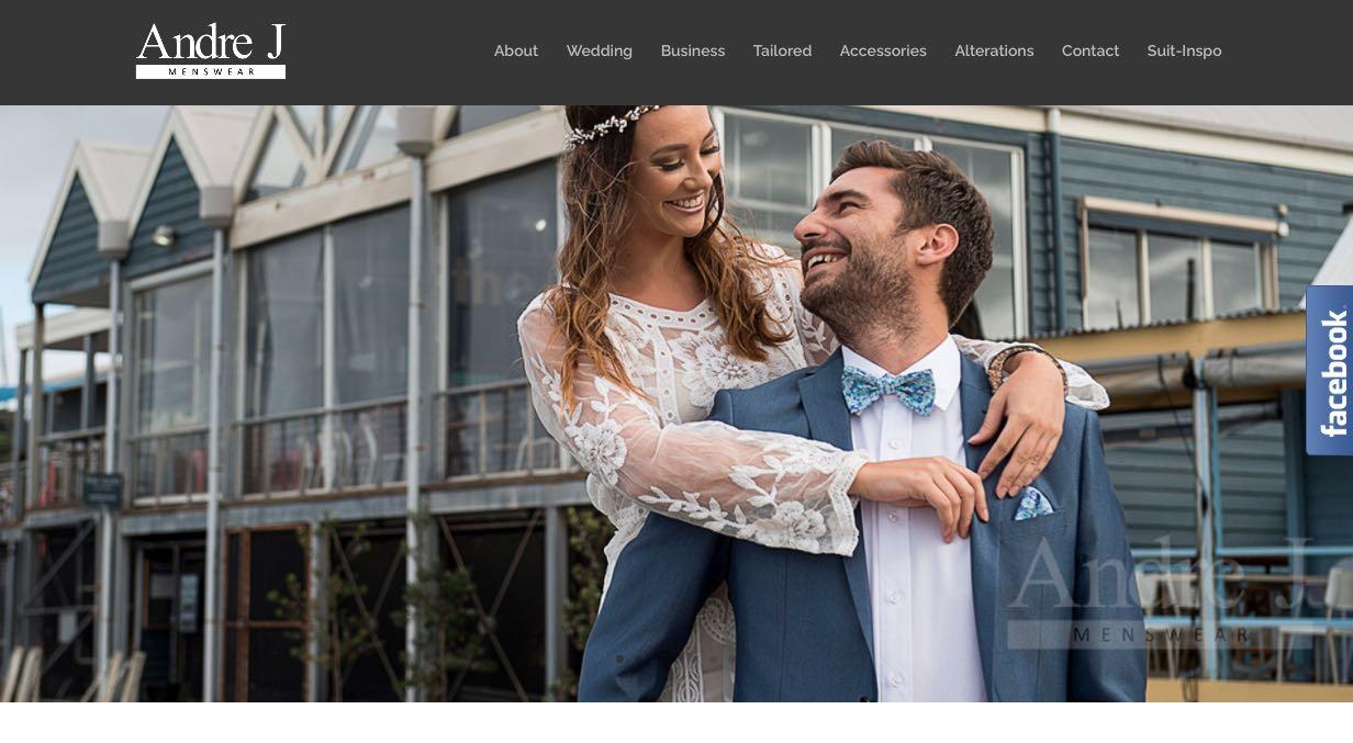 Andre J Menswear - Suit Tailors Melbourne