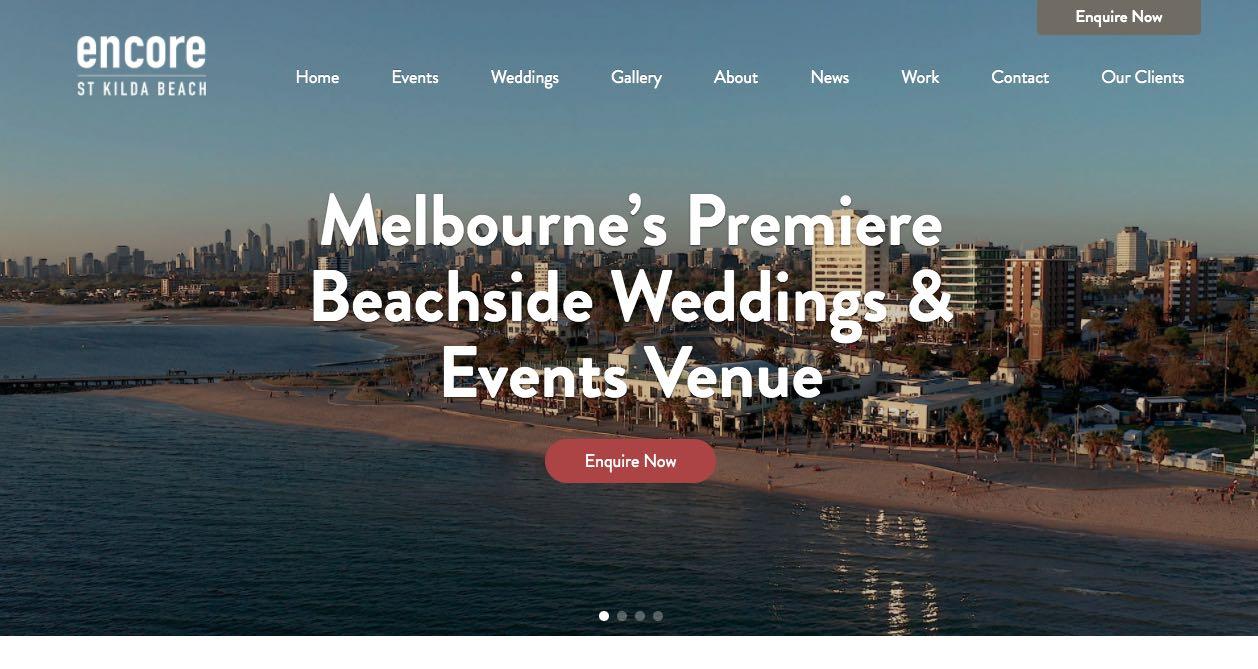 Encore St Kilda - Engagement Party Venue Melbourne