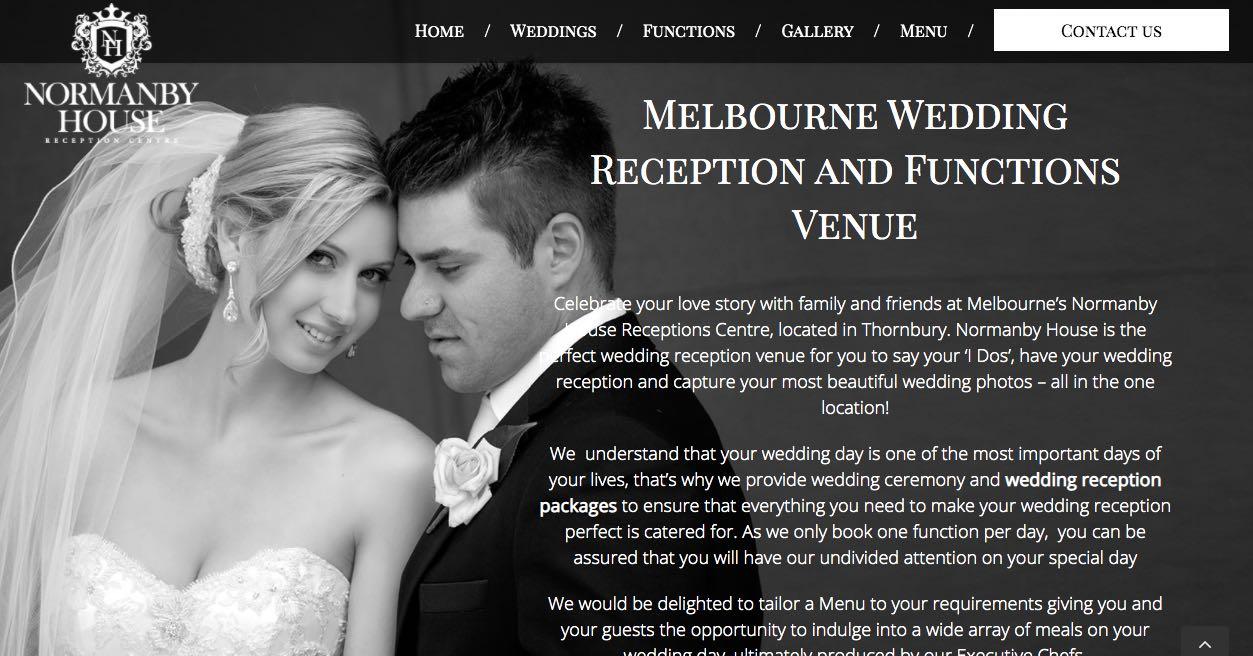 Normanby House - Engagement Party Venue Melbourne
