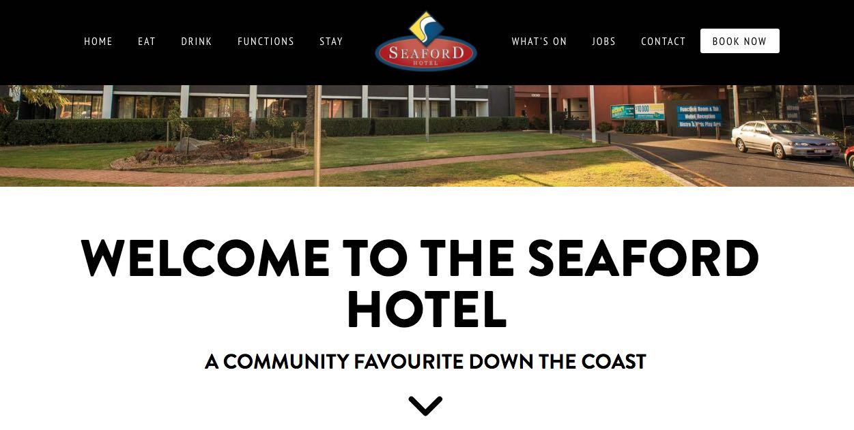 Seaford Hotel - Engagement Party Venue Melbourne