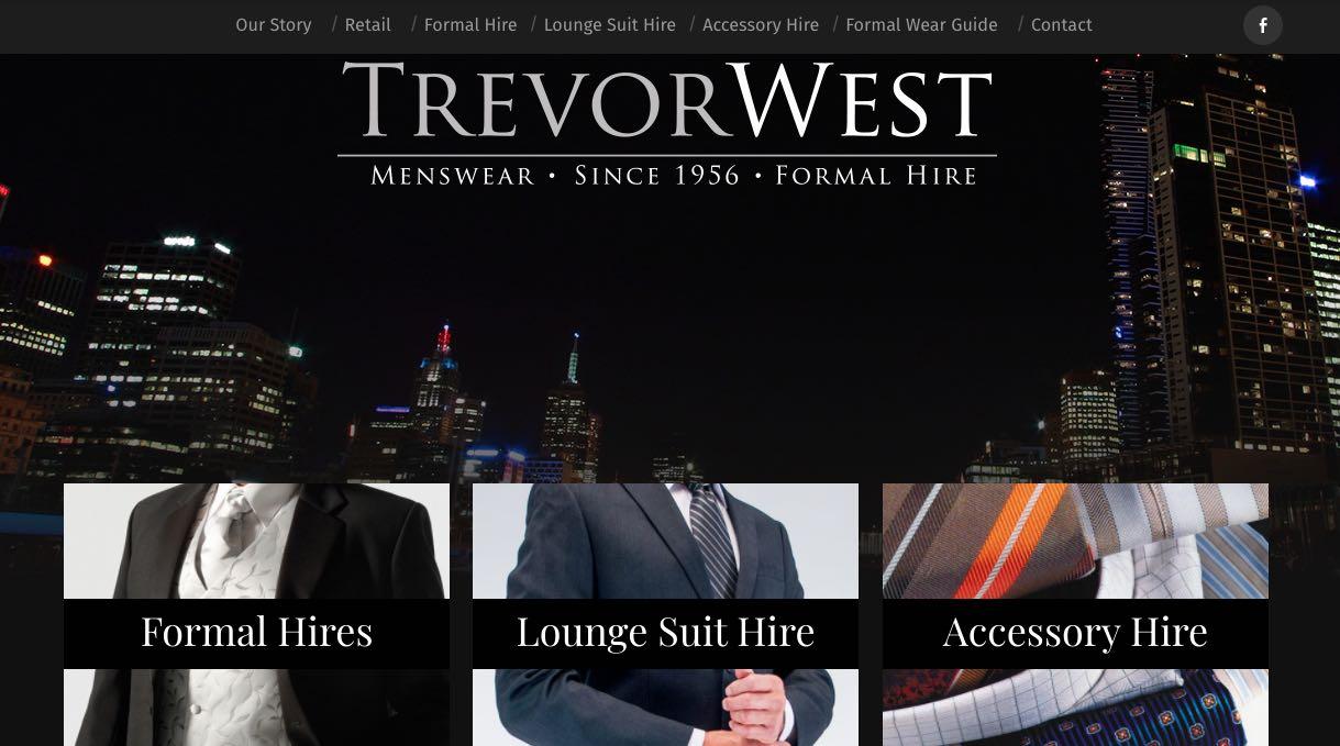 Trevor West Suit Tailors Melbourne
