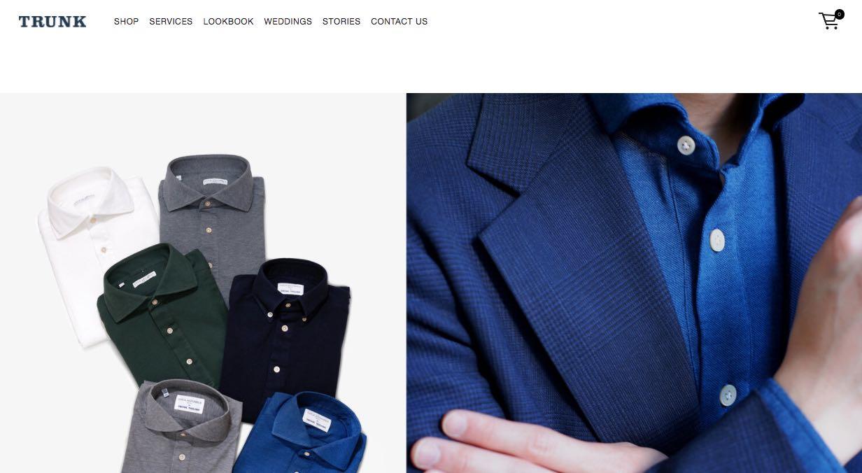 Trunk Tailors Suit Melbourne