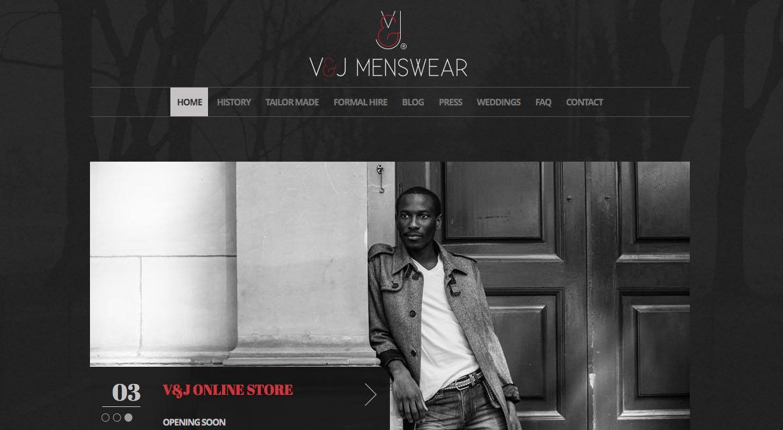 V&J Menswear- Suit Tailors Melbourne