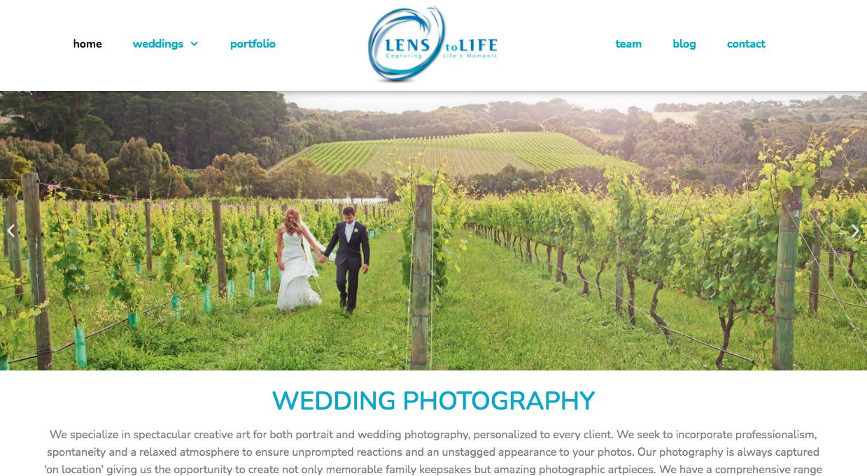 Lens To Life Wedding Photographer Yarra Valley
