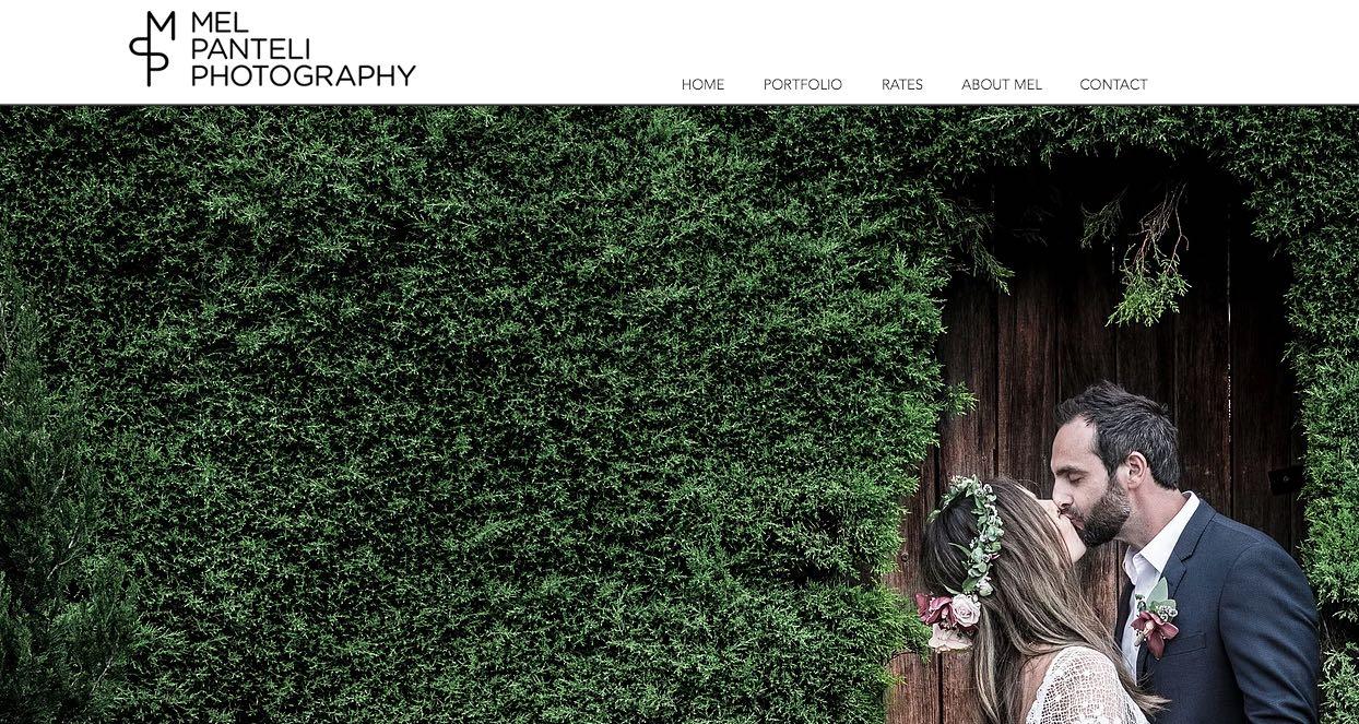 Mel Panteli Wedding Photography Yarra Valley