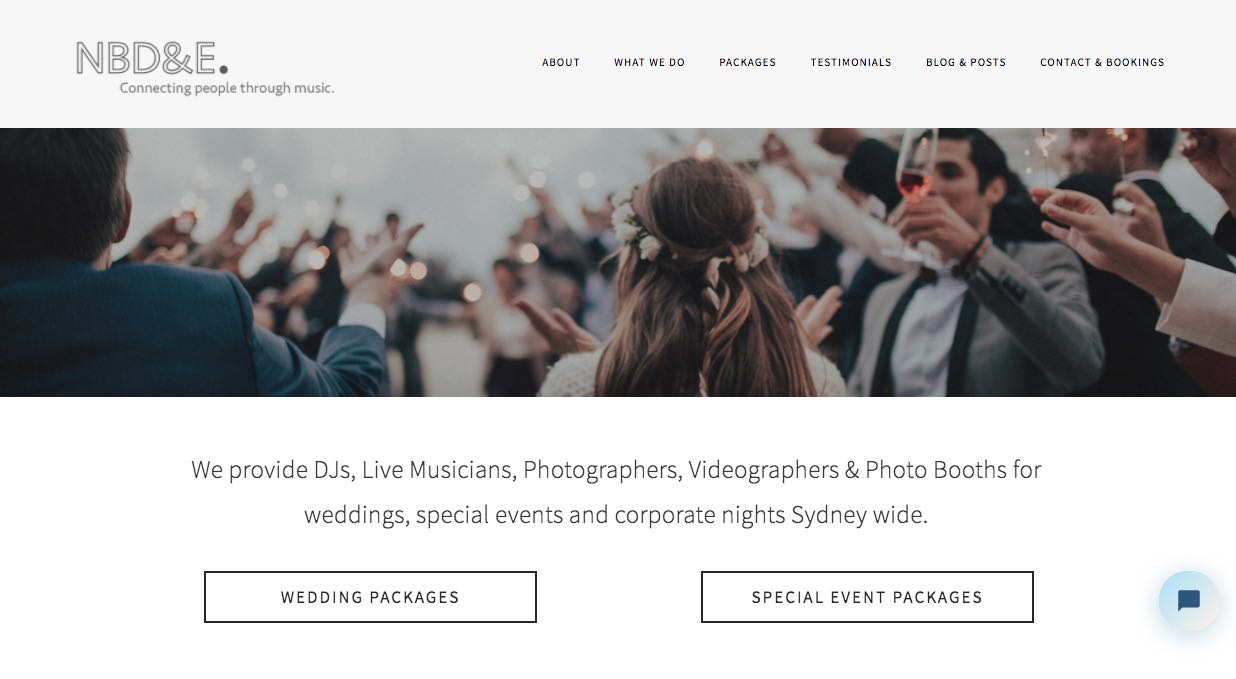 Northern Beaches DJs - Wedding DJ Sydney