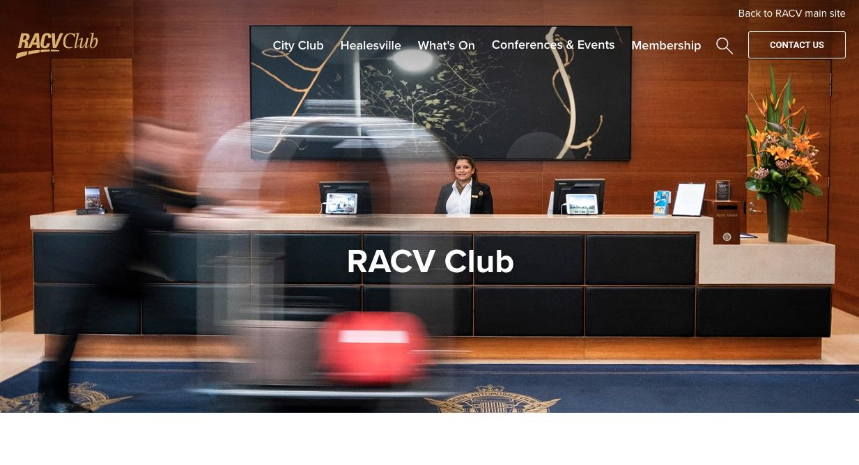 RACV Healesville Country Club - Wedding Reception Venue Yarra Valley