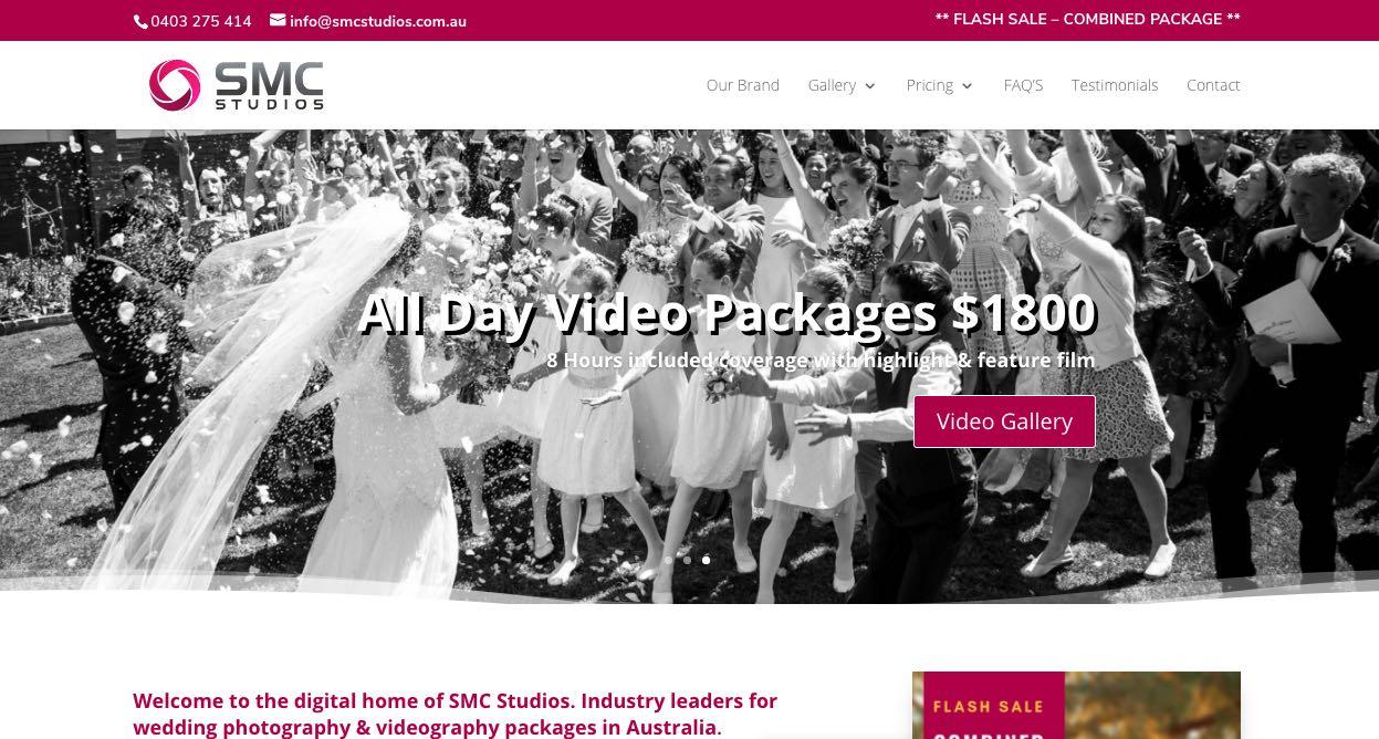 SMC Studio - Wedding Photography Yarra Valley