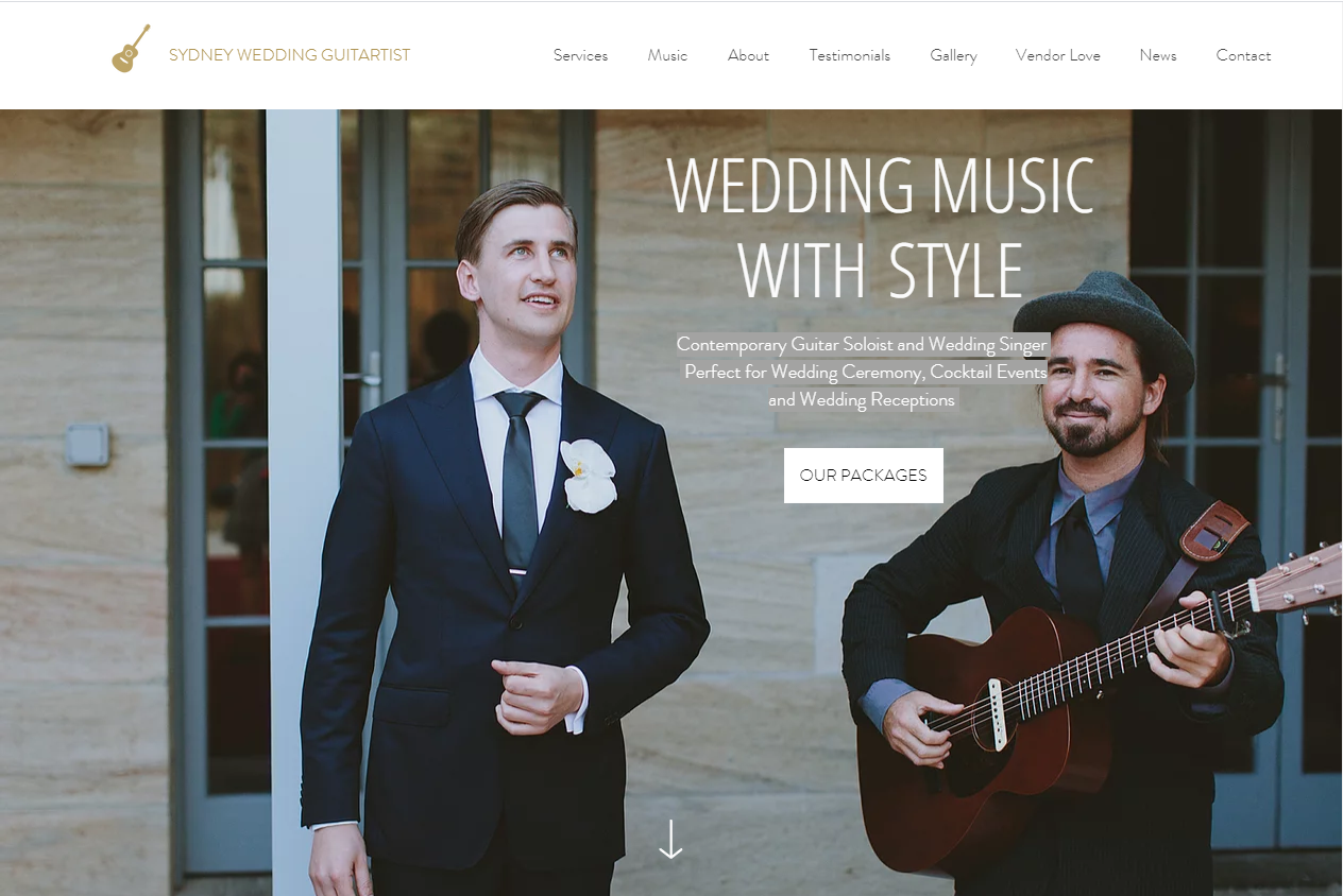 Wedding Singers and Bands