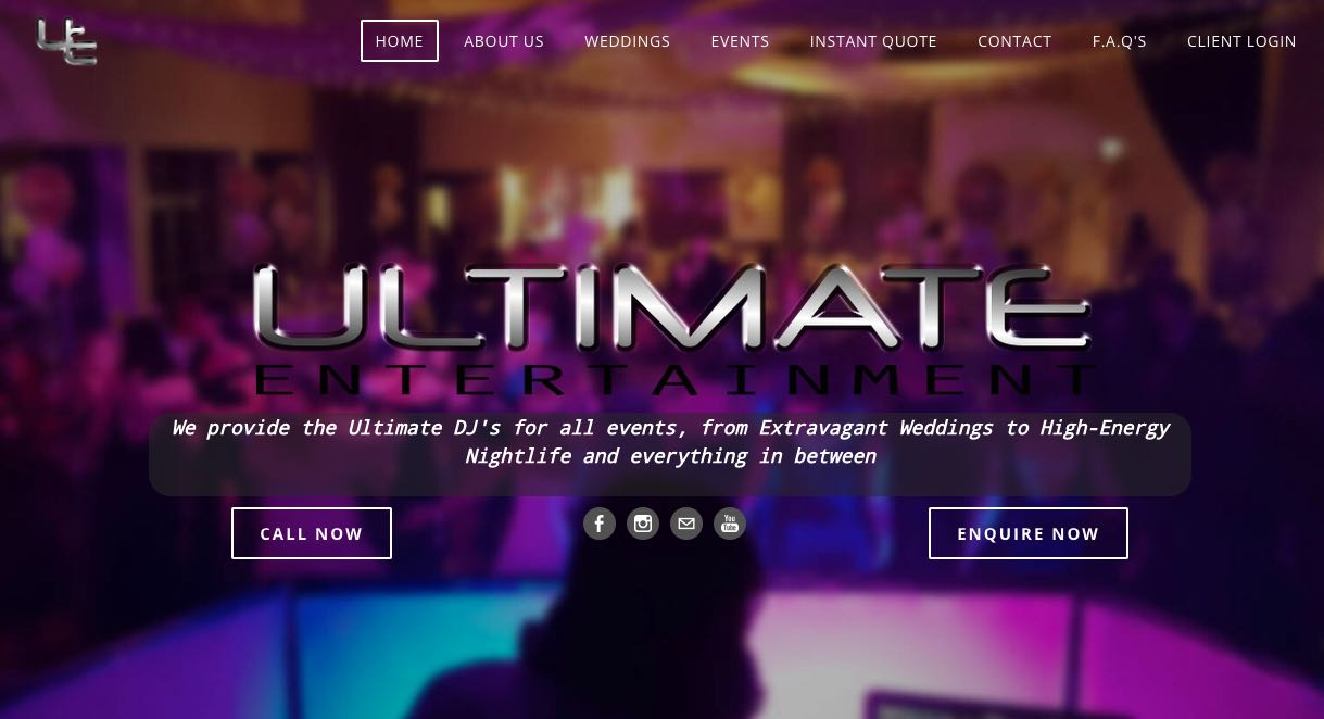 Ultimate DJs - Wedding DJ Sydney